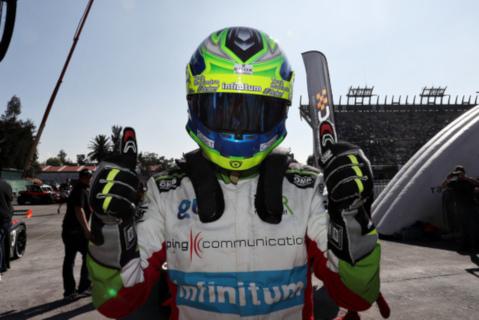 Benito Guerra | Fot. raceofchampions.com