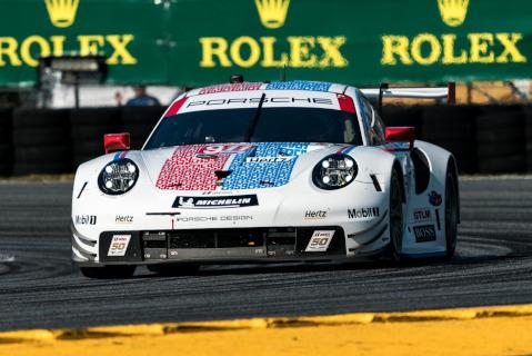 Porsche 911 RSR | Fot. Porsche
