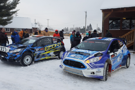 Sno*Drift Rally | Fot. Tomasz Dudek