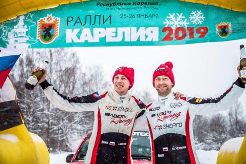 Woronow/Zagorodniuk | Fot. Suprotec Racing