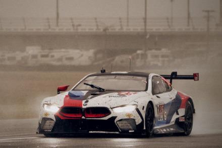BMW M8 GTE   Fot. BMW Motorsport