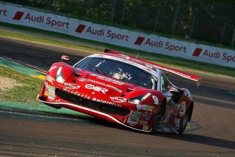 Ferrari 488 GT3 | Fot. Scuderia Baldini