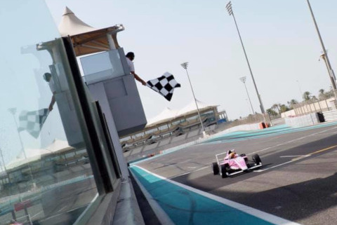 Joshua Duerksen | Fot. F4 UAE