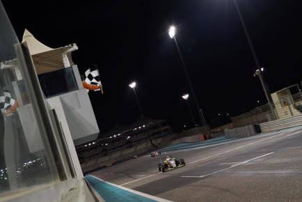 Matteo Nannini | Fot. F4 UAE