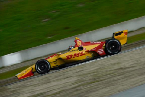 Ryan Hunter-Reay | Fot. indycar