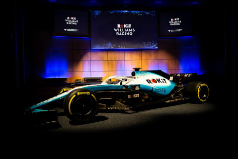 Williams FW41 | Fot. Williams