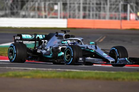 Valtteri Bottas | Fot. Mercedes