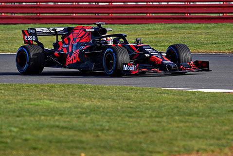 Max Verstappen | fot. Red Bull
