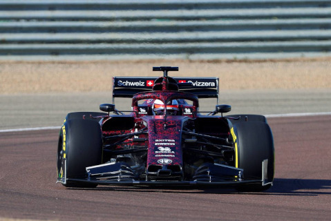 Kimi Räikkönen   Fot. XPB