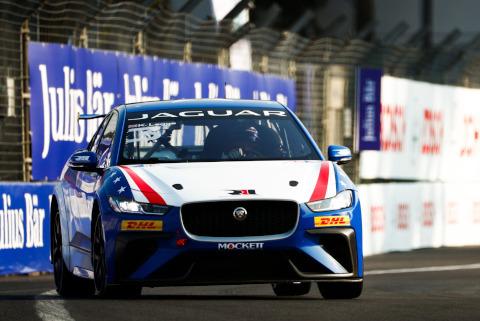 Katherine Legge | Fot. Jaguar Racing