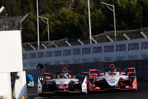 Lucas Di Grassi i Pascal Wehrlein | Fot. Audi Sport