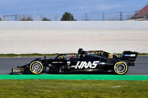 Kevin Magnussen | Fot. Haas