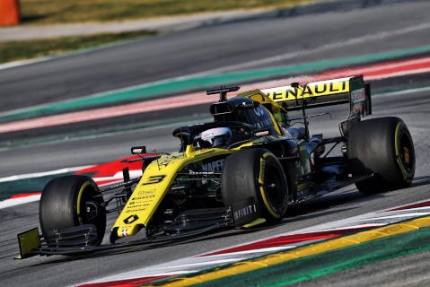 Daniel Ricciardo | Fot. Renault