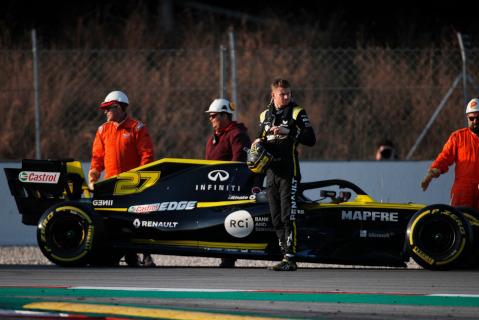 Nico Hülkenberg | Fot. F1