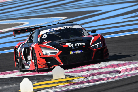 Audi R8 LMS | Fot. OLIMP Racing