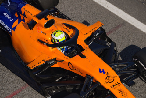 Lando Norris | Fot. McLaren