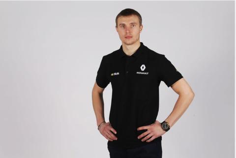 Siergiej Sirotkin   Fot. Renault