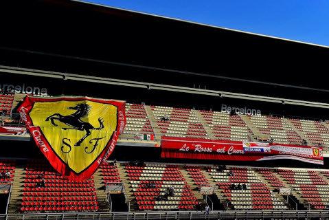 Circuit de Barcelona-Catalunya | Fot. Ferrari