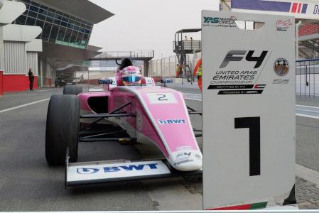 Niklas Krütten   Fot. F4 UAE