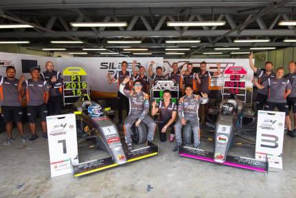 Xcel Motorsport | Fot. F4 UAE