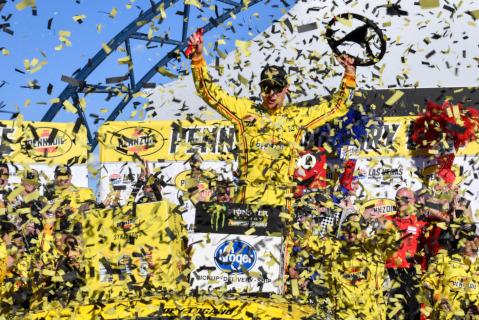 Joey Logano | Fot. Team Penske