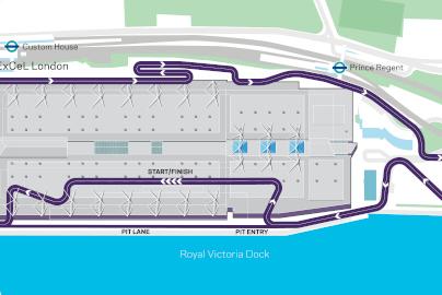 Tor London E-Prix