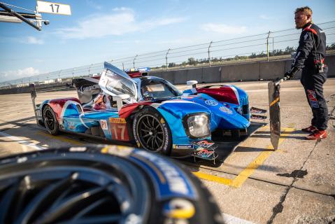 BR1 | Fot. SMP Racing