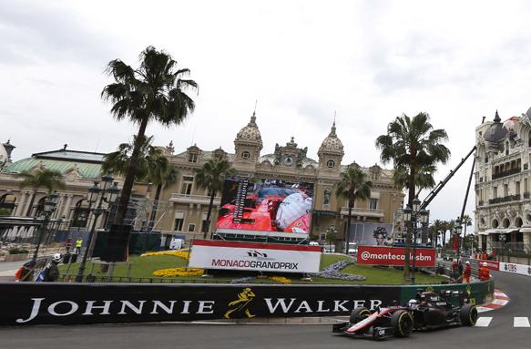 McLaren, Monaco