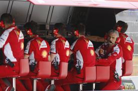 Arrivabene, Ferrari, Barcelona