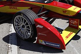 Michelin Formula E tyre