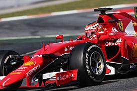 Raffaele Marciello, Ferrari, Barcelona F1 test, May 2015