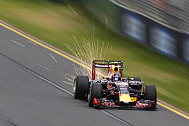 Daniil Kvyat, Australian GP 2015