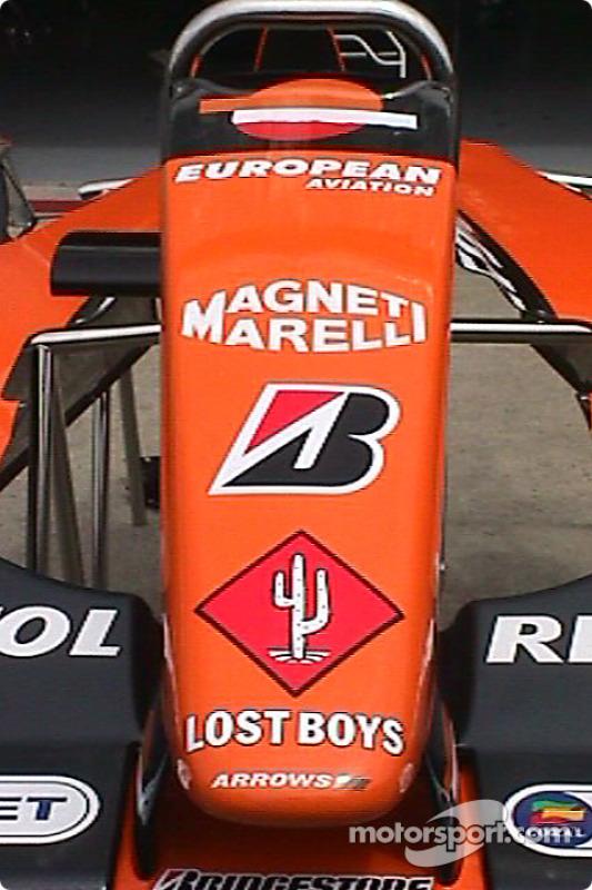 Arrows nose cone II