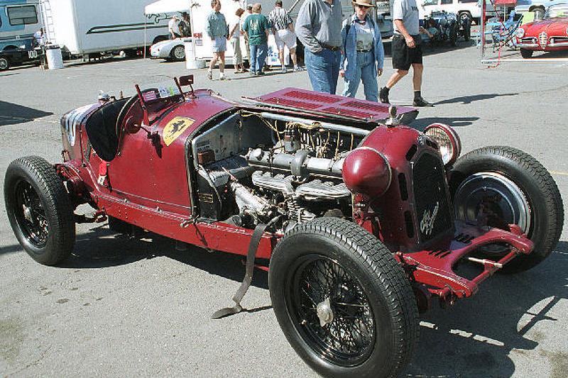 1932 Alfa-Romeo Monza