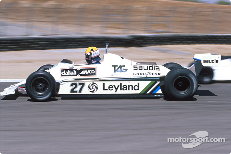 1981 Williams FW07C