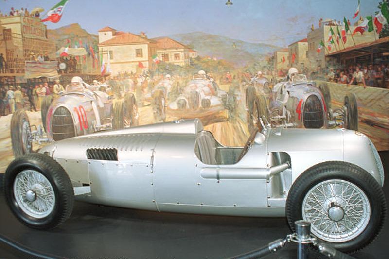 1936 Auto Union V16 Type C