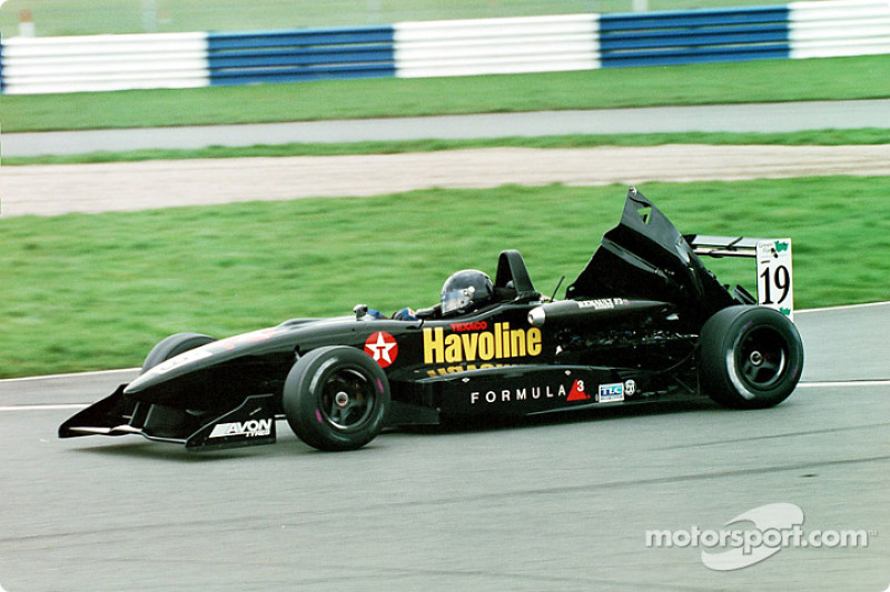 Tim Spouge (GB) Alain Menu Motorsport