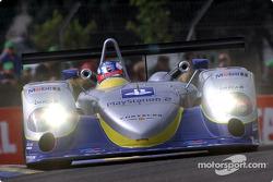 Masahiko Kondo dans la Chrysler LMP