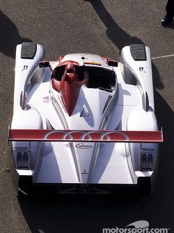The Infineon Audi R8 #1