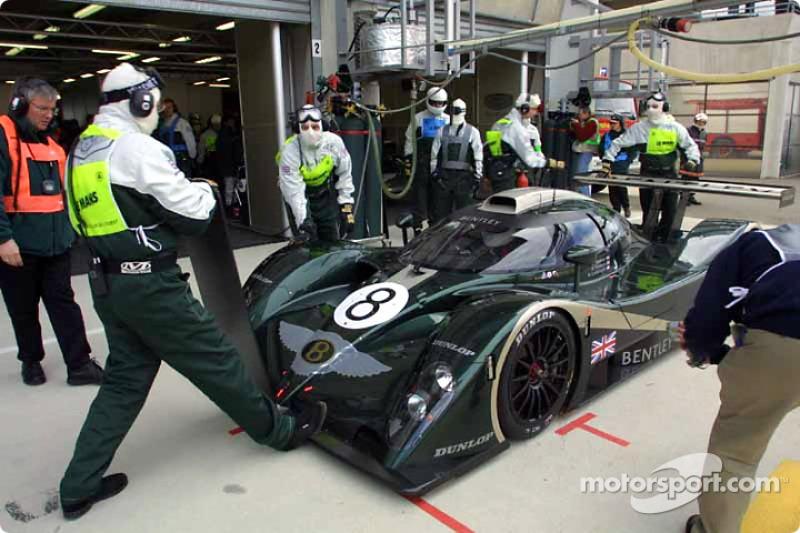 Equipo Bentley