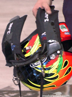 Jeff Gordon's Hans device