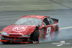 Bill Elliott in trouble