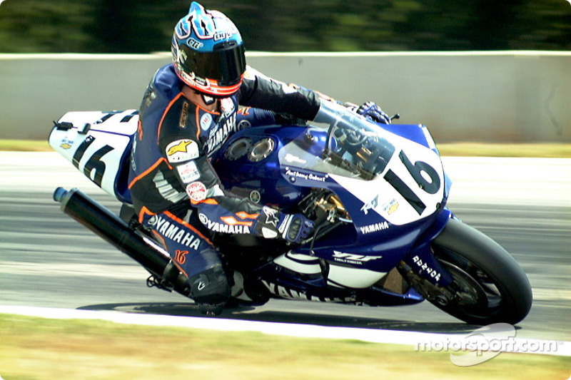 Anthony Gobert, Superbike