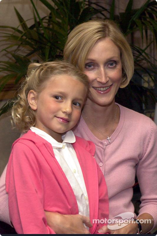 Anna and Angela de Ferran