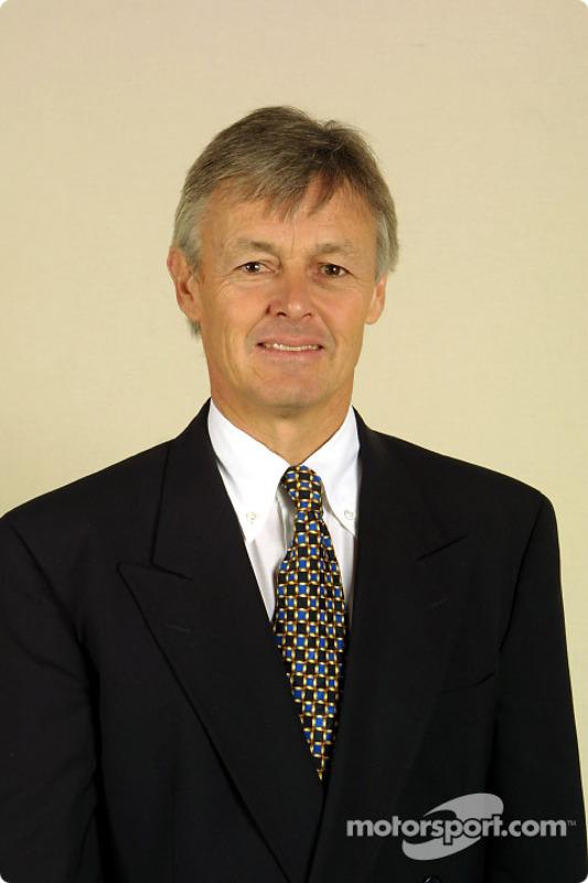 Adrian Reynard