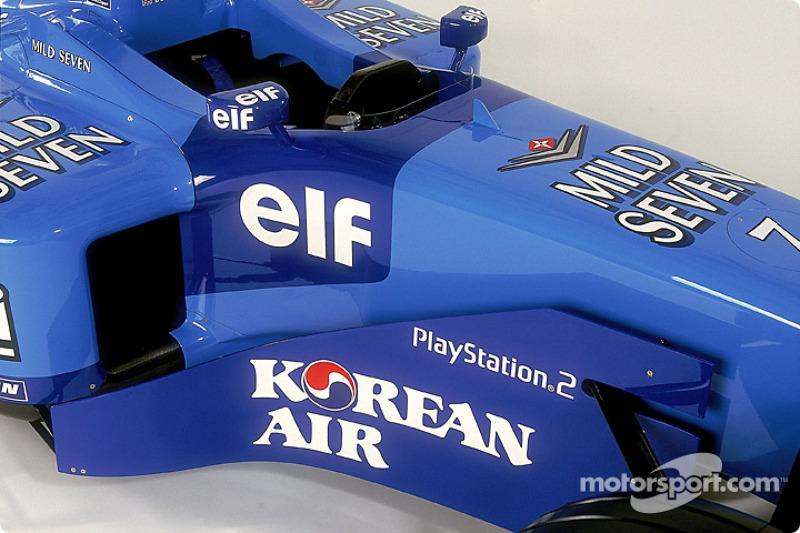 The Benetton B206