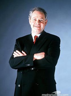 Richard Cregan, General Manager Formula 1 Operations
