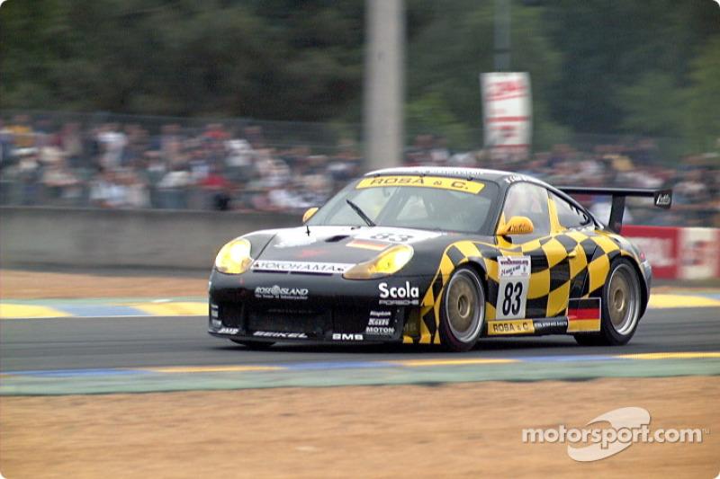 Seikel Motorsport Porsche GT