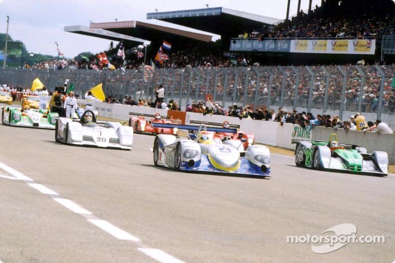 2000 – 2003 LMP900 & LMP675