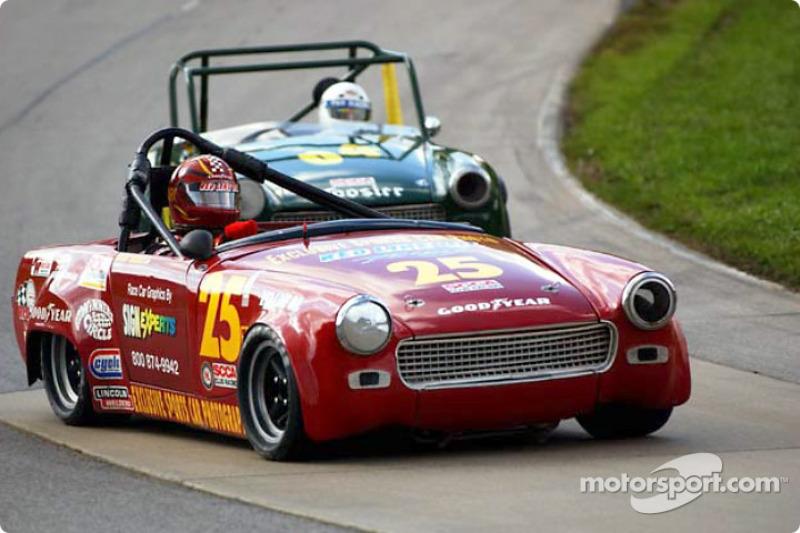 Race 14, F Production: Mark Weber